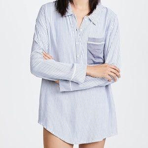 NEW Plush REVOLVE Ultra Soft Boyfriend Sleep Shirt
